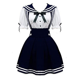 Women's School Cosplay Outfit