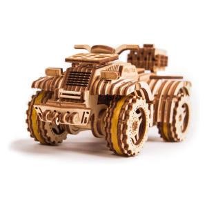 Wood Trick ATV Quad Bike Toy