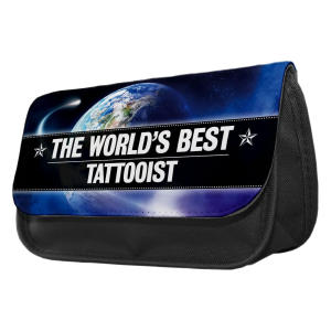 World's Best Tattooist Make Up Bag