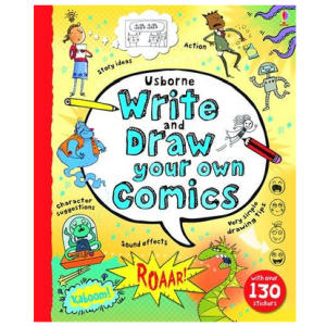 Write and Draw Your Own Comics