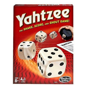 Yahtzee Score Pad Board Game