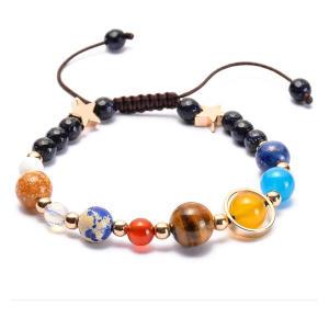Yibaision Planet Bracelet