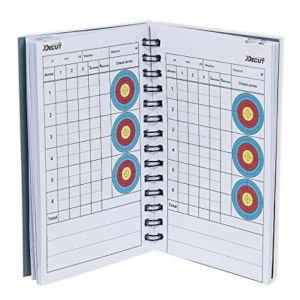 Archery Target Score Book