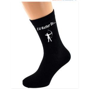 Novelty Archery Socks