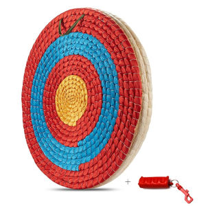 Traditional Hand-made Archery Target