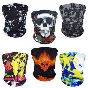 Unisex Multifunctional Headwear Bandana