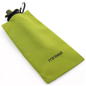 Collapsible Water Filter Bottle