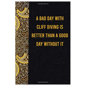 Cliff Diving Notebook