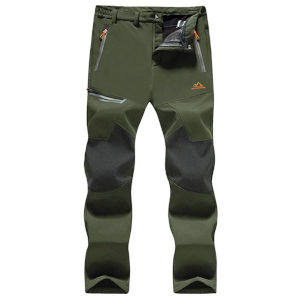 Hiking Pants with Zip Pockets