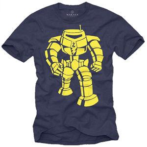 Robot Mens T-Shirt