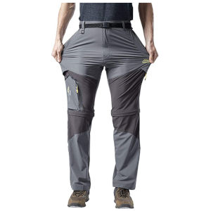 2 In 1 Hiking Trousers/Shorts
