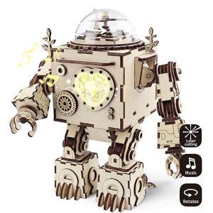 Robot Music Box Kit