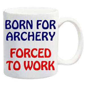 Novelty Archery Mug