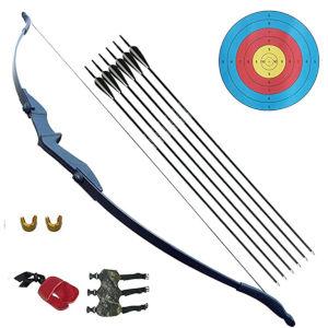 Recurve Bow and Arrow Archery Set