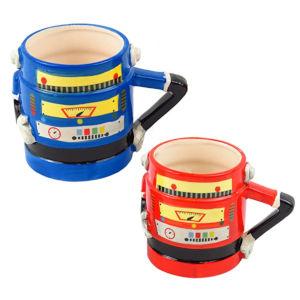 Retro Robot Shaped Mugs