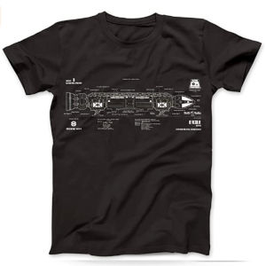Robot Rave Space T-Shirt