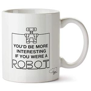 Robot Printed Mug