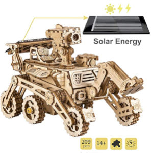 Solar Rover Science Kit to Build