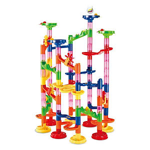 105 Piece Marble Runs Toy