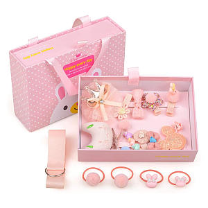 20 Pieces Hair Clips Kit