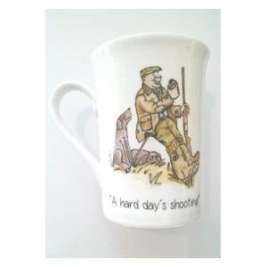 A Hard Day's Shooting Mug