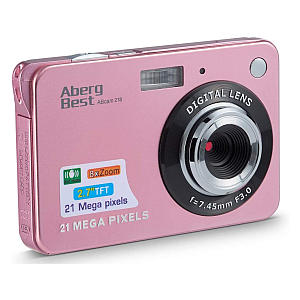 AbergBest 21 Mega Pixels Digital Camera