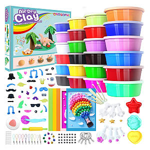 Air Dry Clay Craft Kit