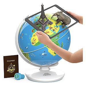 Augmented Reality Based Globe