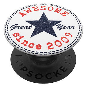 Awesome Since 2009 PopSockets Grip
