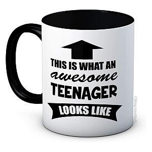 Awesome Teenager Mug
