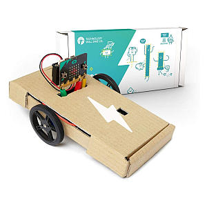 BBC Microbit Educational STEM Robot Coding Kit