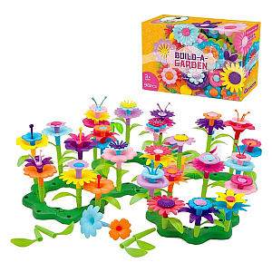 Baby Flower Garden Building Toy