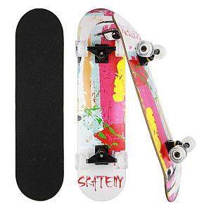 Beginners Flash Wheel Skateboard