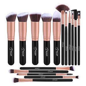 Bestope Professional Makeup Brush Set