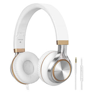 BienSound HW50C Stereo Folding Headphones