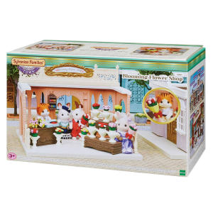 Blooming Flower Shop - Sylvanian Families
