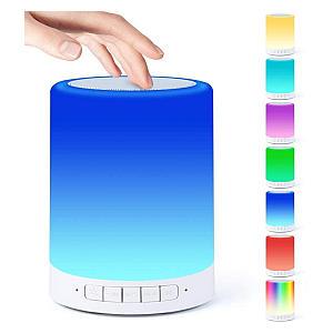 Bluetooth Touch Sensor Speaker Lamp