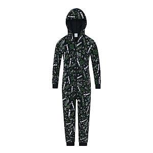 Boys Gamer Controller Sleep Suit