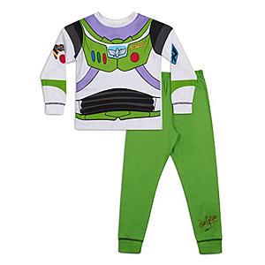 Boys Toy Story Buzz LightYear Pyjamas