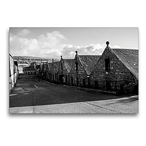 Brora Distillery Wall Canvas
