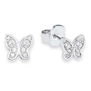 Butterflies Stud Earrings