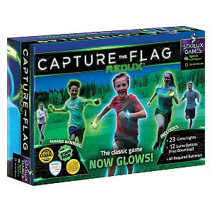 Capture the Flag Outdoor Game