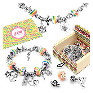 Charm Bracelet Making Kit