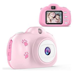 Children's Pink Digital Camera