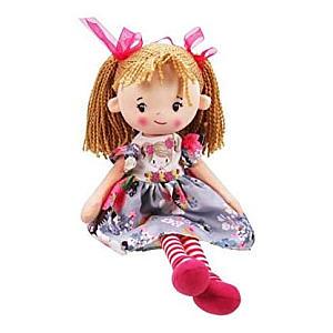 Chloe Rag Doll - Floral Dress
