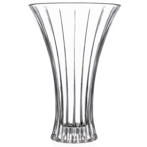 Timeless Glass Flower Vase Centrepiece