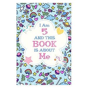 Cute I Am 5 Notebook