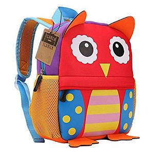 Cute Owl Kid's Backpack