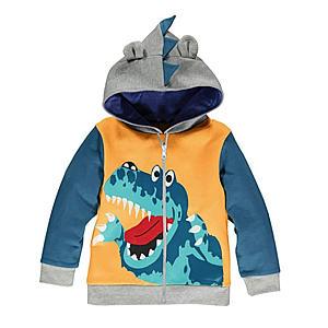 Dinosaur Zipper Packaway Coat