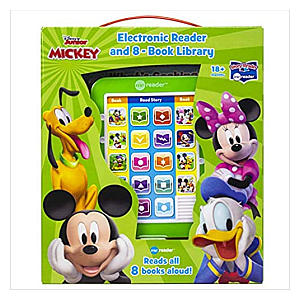 Disney Mickey Mouse Clubhouse Me Reader